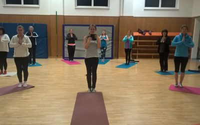 Yogakurs im ÖTB Bad Schallerbach