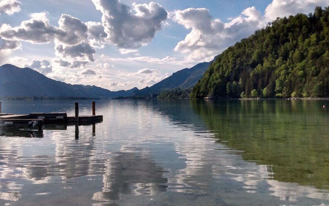 Namaste vom See – Deine Yogauszeit im Salzkammergut