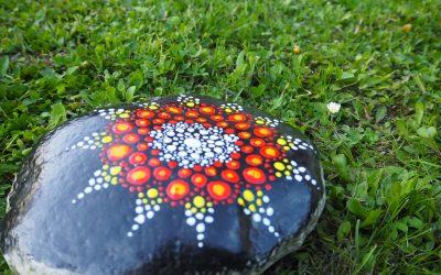 DIY- Mandala-Steine…. oder, wenn Yogis kreativ sind ;)